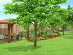Štúdia záhrady