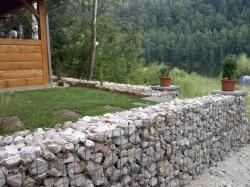 Gabiónový múr